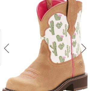 NIB Cactus Ariat Boots
